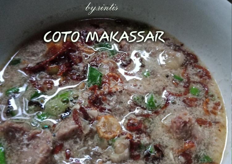 Coto Makassar       #High Choles