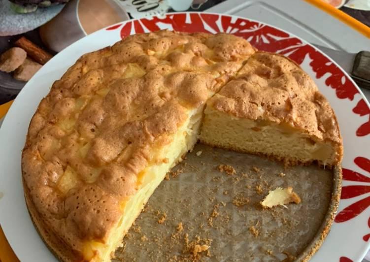 Gâteau aux pommes 🍎