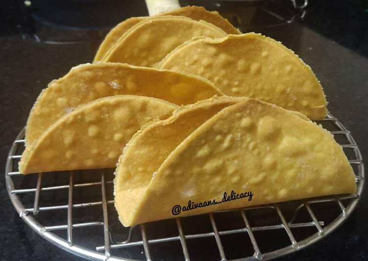 Recipe of Ultimate Taco shell