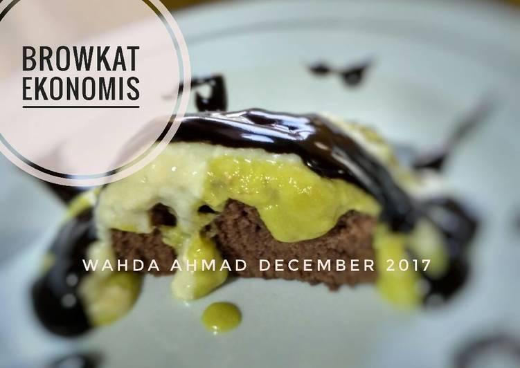 Resep Browkat Ekonomis Oleh Arkanza Kitchen Cookpad
