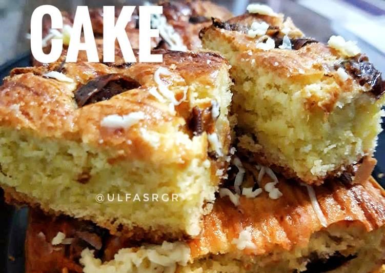 Butter Cake w/ Kurma