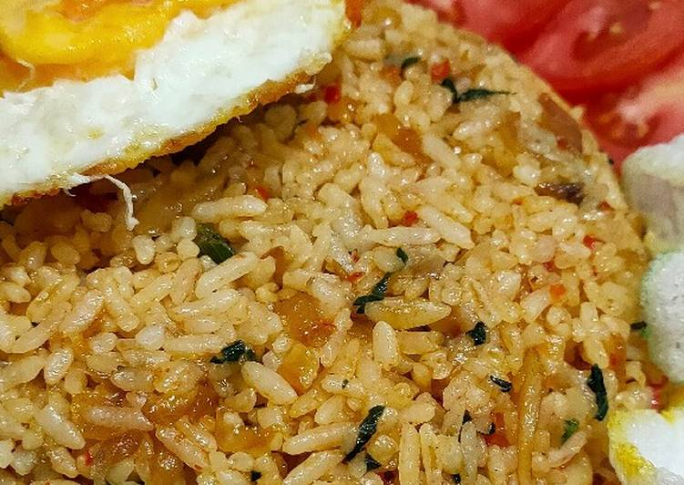 Nasi Goreng Padang
