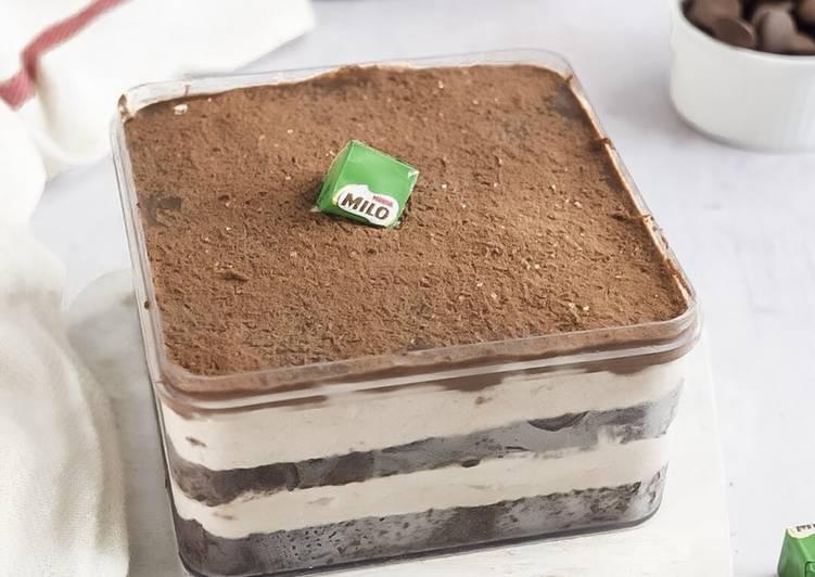 Milo Dessert Box