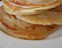 Roti Maryam/Roti Canai/Roti Paratha