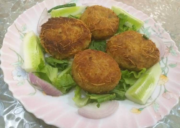30 Minute How to Prepare Speedy Chicken Russian cutlets