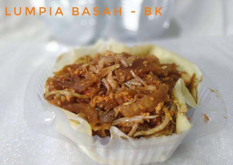 Lumpia Basah - cookandrecipe.com