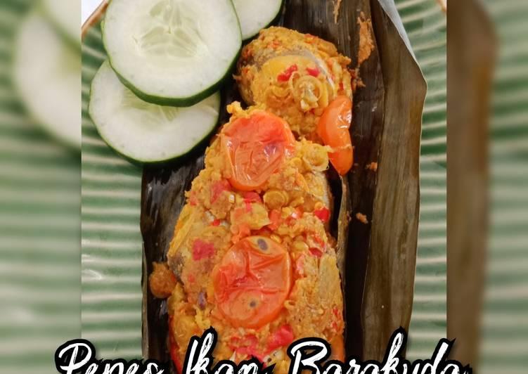 Pepes Ikan Barakuda