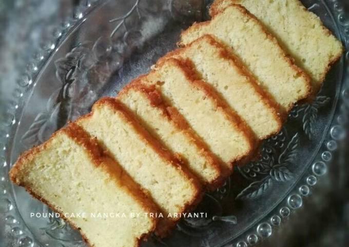 Bolu Nangka (Poundcake)