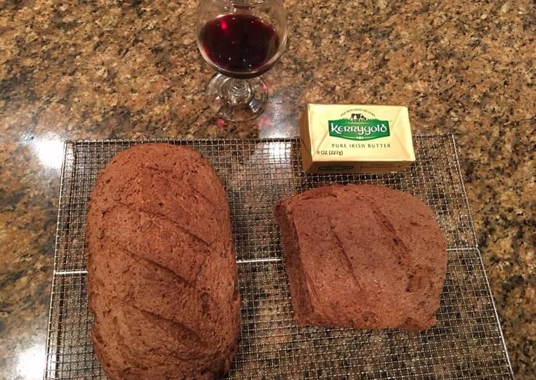 Easiest Way to Make Favorite German Dark Rye Bread