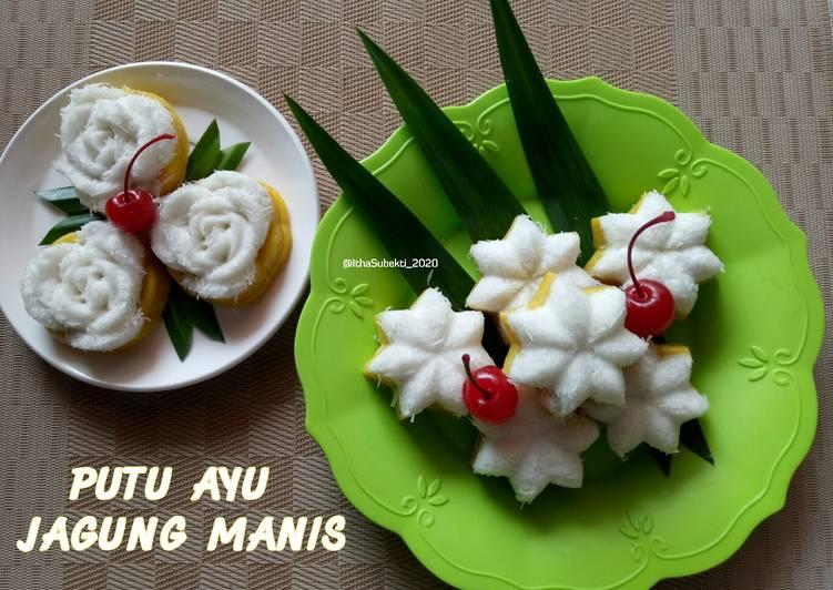 73. Putu Ayu Jagung Manis