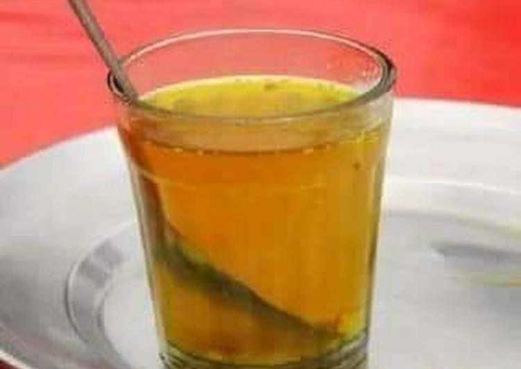 25 Minute Recipe of Vegan Kashmiri kahwa