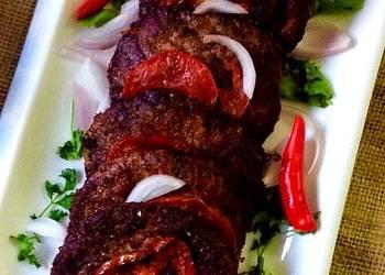 Easiest Way to Prepare Perfect Peshawari Chapli Kabab RamadanSpecial CookpadRamadan