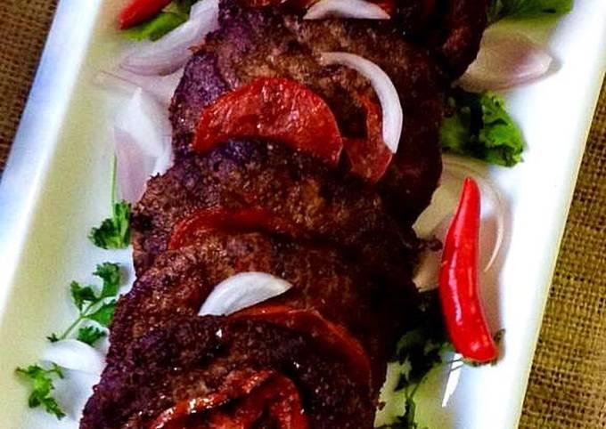Peshawari Chapli Kabab #RamadanSpecial #CookpadRamadan