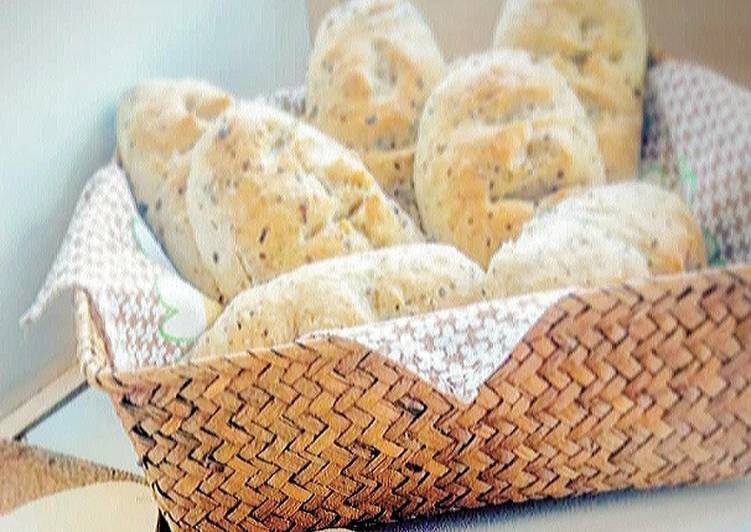 Ricetta Pagnottelle alle olive