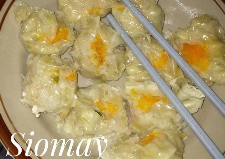 Siomay Ayam Udang