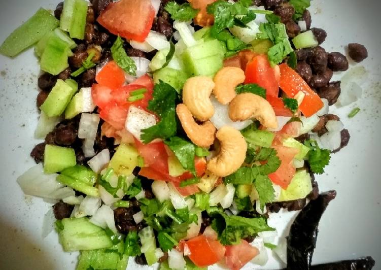 Recipe of Speedy Chaupati Chana Chaat