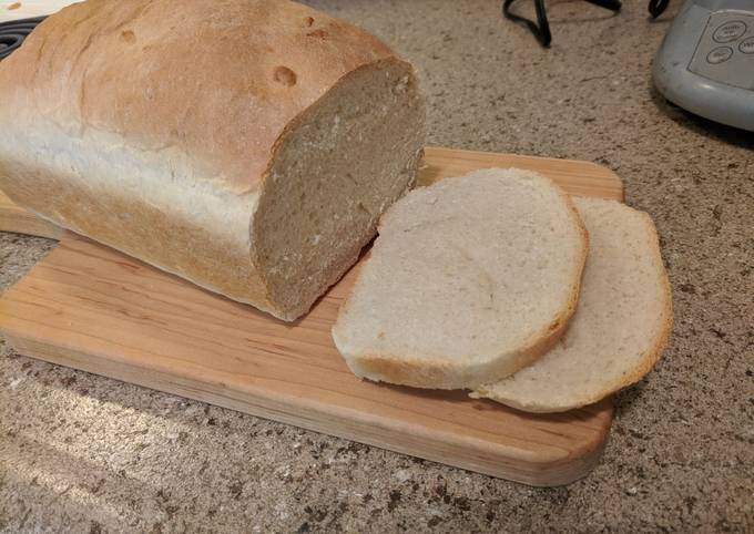 Recipe: Tasty Simple Sandwich Bread (Vegan)