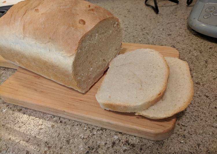Simple Sandwich Bread (Vegan)