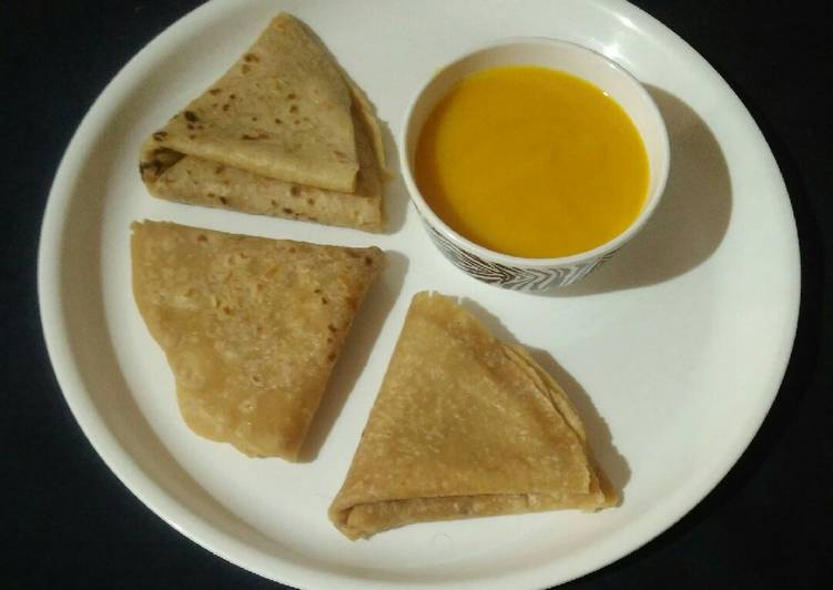 Recipe of Any-night-of-the-week Do padi roti