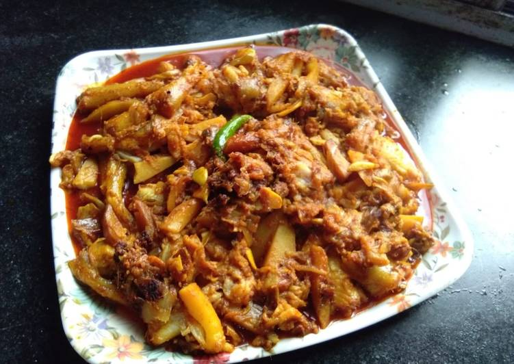 Simple Way to Prepare Most Popular Bombay duck curry