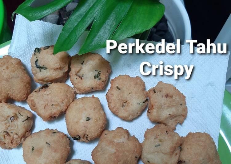 Perkedel Tahu Crispy - cookandrecipe.com