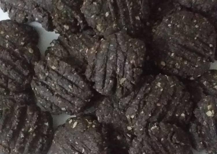 Cookies oat nyoklat banget (ekonomis)