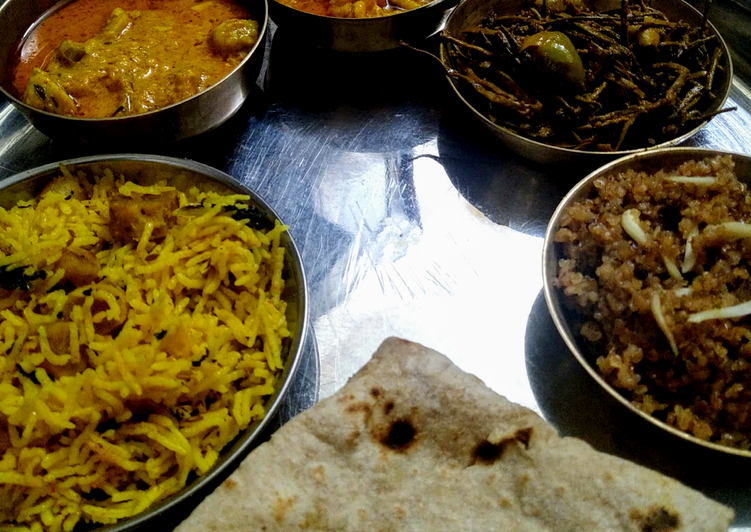Father's day special thali