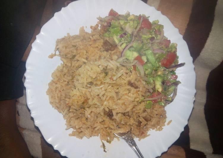 Recipe: Tasty Pilau