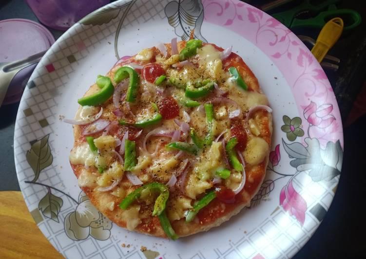 Rava pizza