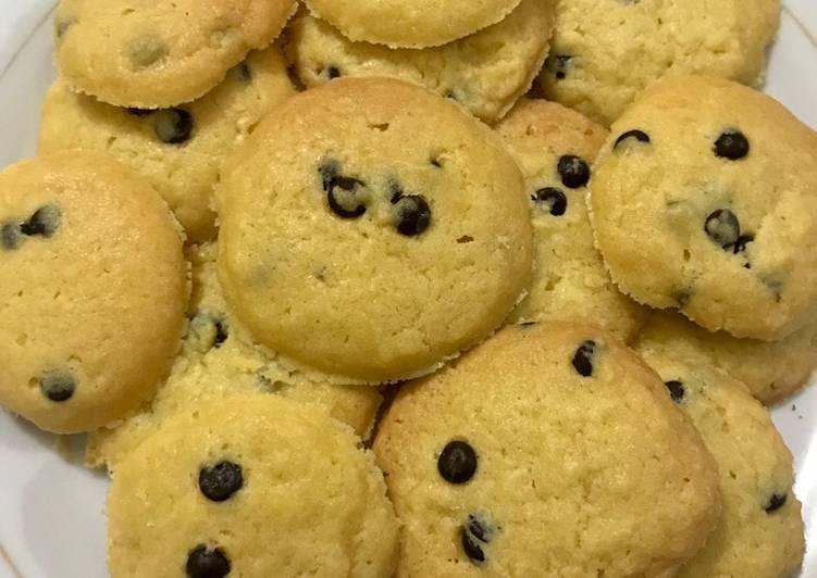 Vanilla Chocochips Cookies