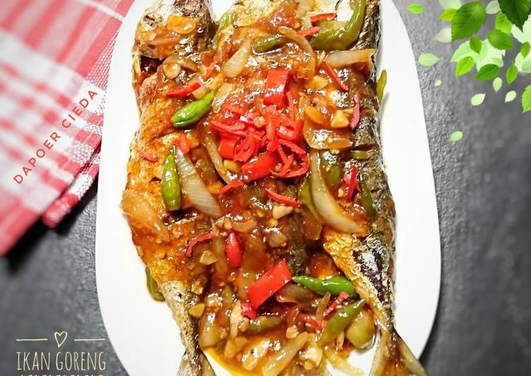 Ikan Goreng Bumbu Sarden