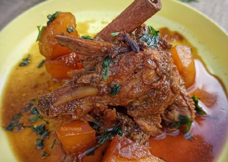 119. Bistik Ayam ala Banjar