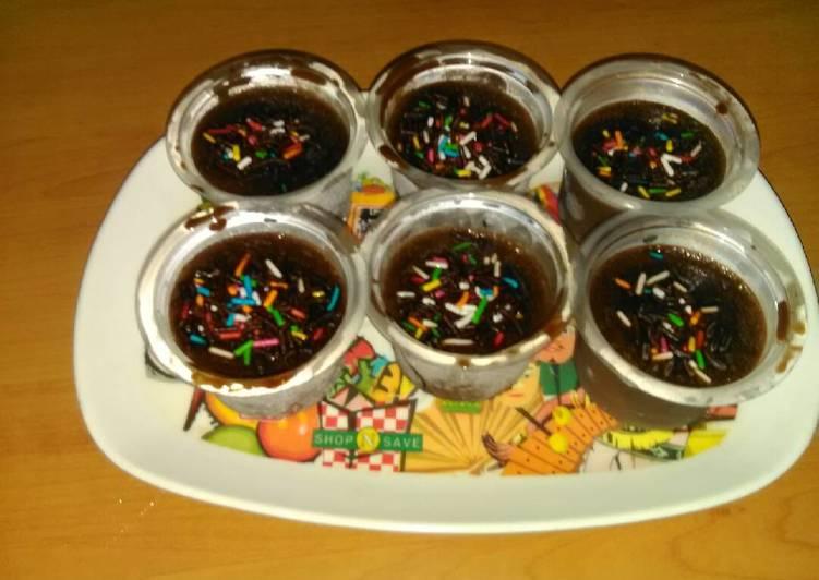 Es Krim Pisang Coklat Chocolatos (Tanpa Sp Dengan Blender)