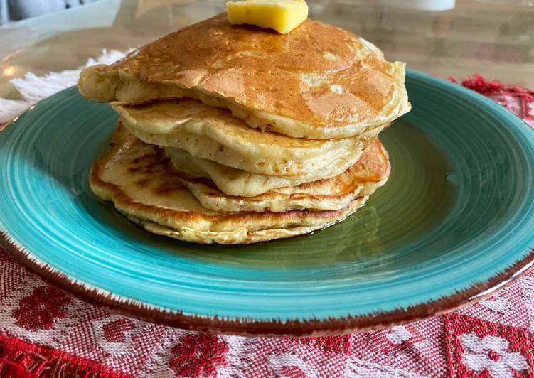 Fluffy pancakes 🥞 ricetta originale 🇺🇸