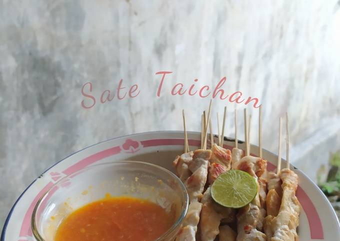 Cara Memasak Sate Taichan yang Enak Banget