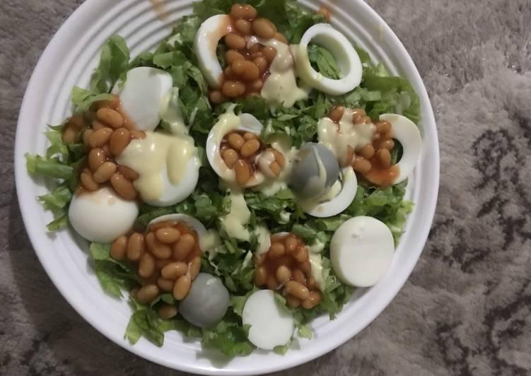 Recipe of Homemade Lettuce salad