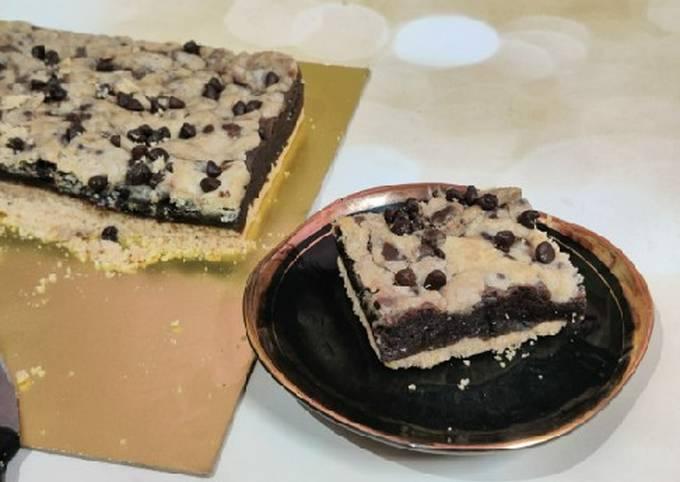 Recipe: Delicious Chocolate Brookie