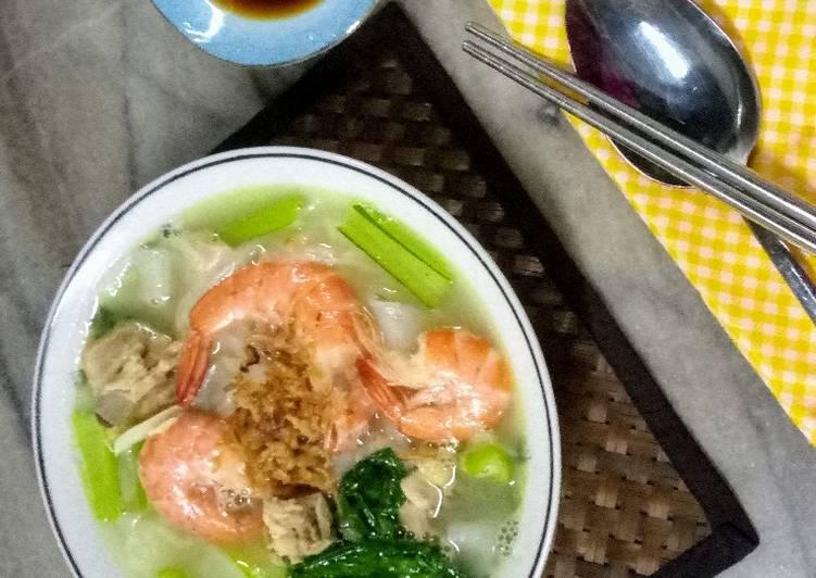 Kueh Teow Sup Mudah - velavinkabakery.com