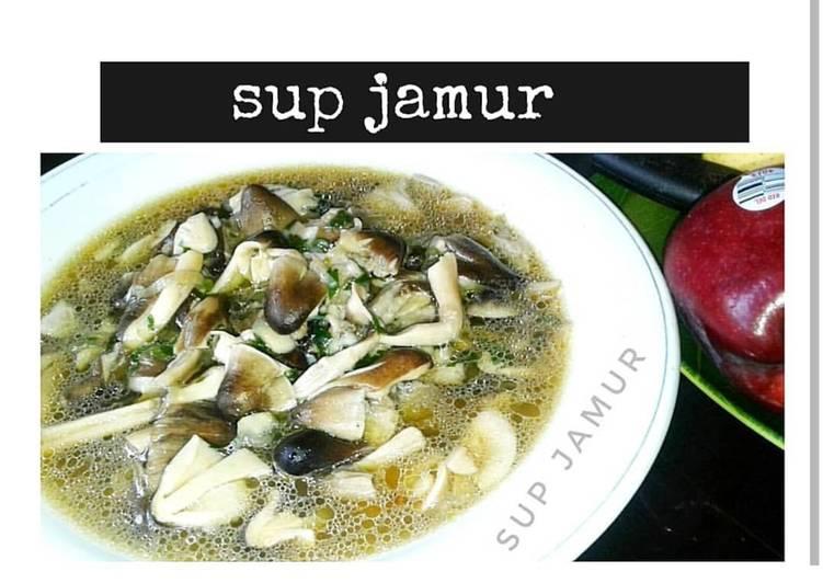 Sup Jamur Sawit