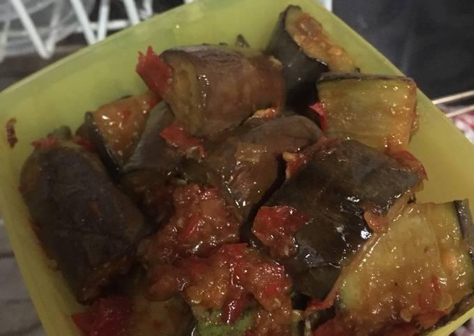 Masakan ala Rumahan Terong Balado