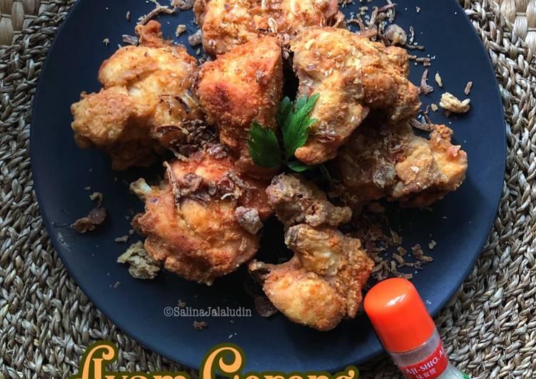 Ayam Goreng AJI-SHIO® Pepper 🍗 - velavinkabakery.com