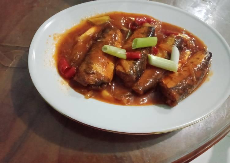 Resep ikan sarden kaleng yang enak - dapur marisa