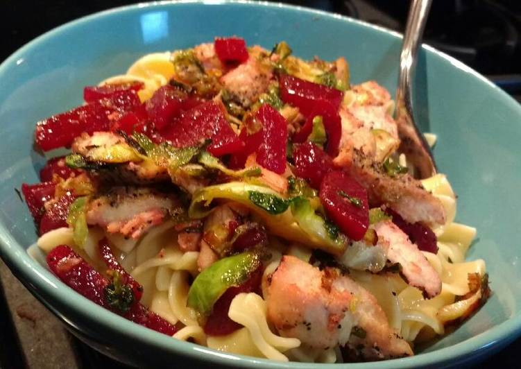 Recipe: Yummy Winter Vegetables & Noodles