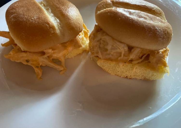 The Meals You Select To Consume Are Going To Effect Your Health Ninja foodie/ IP Buffalo Chicken Sliders
