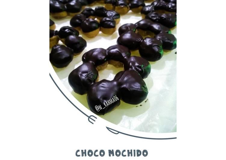 7 Resep: Choco Mochido (Mochi Donut) Untuk Pemula!
