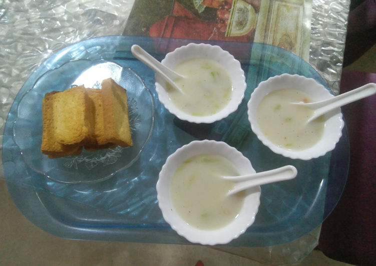 Recipe of Award-winning Sweet Corn Soup