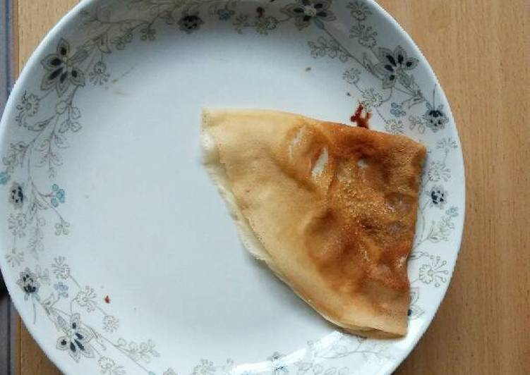 Turn to Food to Improve Your Mood Super easy and yummy soft pancake