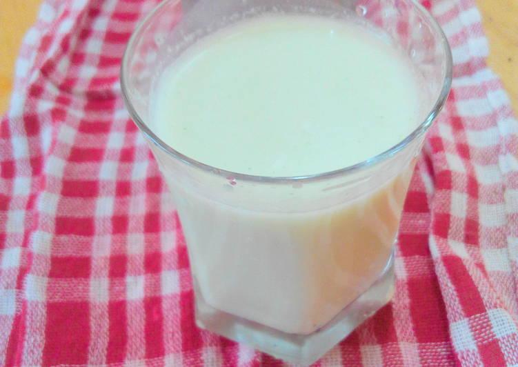 Jeeragam Pudhina Mor / Cumin-Mint infused Buttermilk