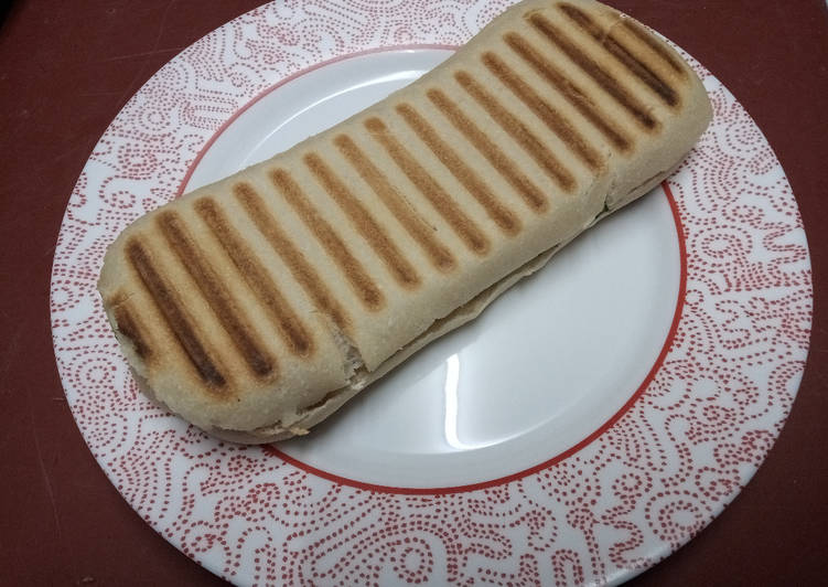 Recipe: Yummy Pain panini