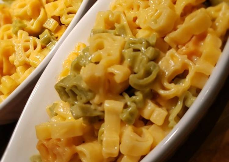 How to Prepare Yummy Semplicita's Diary Free, Vegan Mac & Cheese